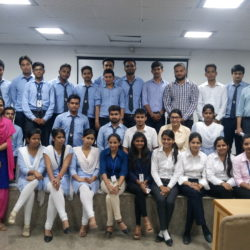 Campus Drive of Bright Future Group of Companies