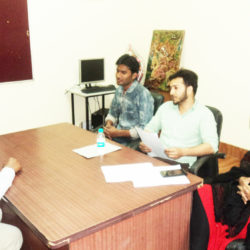 Group Discussion & Mock Interview